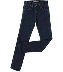 calça jeans rodeo western tradicional masculina