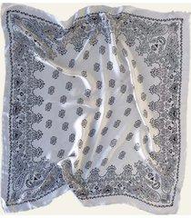 pañuelo blanco nuevas historias vintage ba906