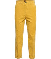 relaxed chino chinos byxor gul lee jeans