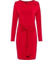 abito di jersey (rosso) - bodyflirt