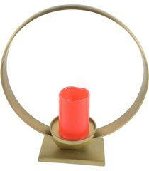 """vibhsa ring candle holder 15"""""""