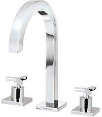 misturador para banheiro mesa bica alta new 1877.c66 - esteves - esteves