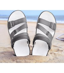sandali da spiaggia per uomo, leggeri e morbidi