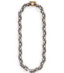 ambush textured chain necklace