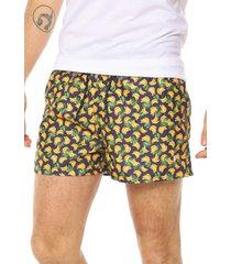 traje de baño amarillo garçon garcia prints