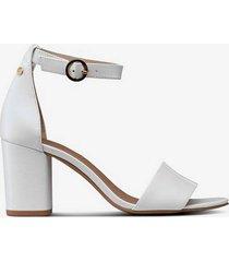 sandalett heeled block