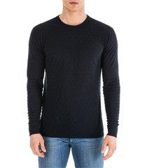 maglione maglia uomo girocollo regular fit