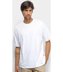 camiseta cavalera t shirt continuada 1/2 malha masculina