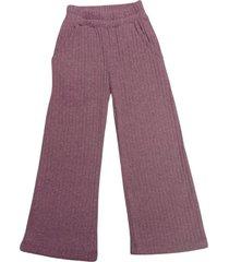 pantalón violeta mapamondo luly