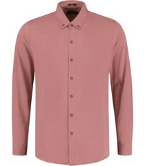 dstrezzed knitted shirt slub jersey