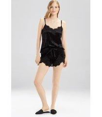 velvet dream shorts sleepwear pajamas & loungewear, women's, size xl, josie
