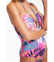 copacabana v wire one-piece swimsuit