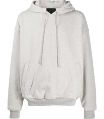 000 worldwide they are watching hoodie - grey