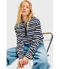 sweater tommy jeans multicolor - calce regular
