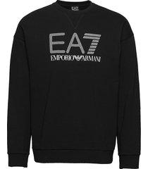 sweatshirt sweat-shirt tröja svart ea7