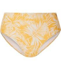bikini beachlife palm glow hoge taille zwembroekjes
