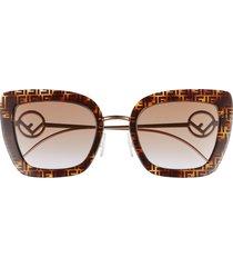 women's fendi 51mm gradient sunglasses -