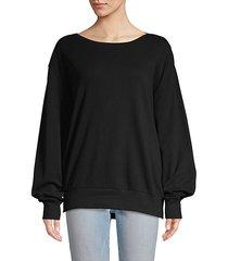 erin cotton sweatshirt