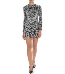alberta ferretti - save me printed dress