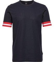 tiburt 152 t-shirts short-sleeved blå boss