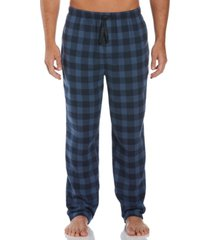 perry ellis men's buffalo check flannel pajama pants