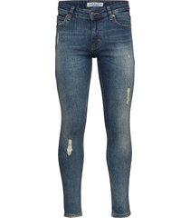 max denim blue skinny jeans blå just junkies