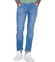 victim pablo jeans licht blauw