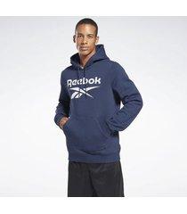 t-shirt reebok sport identity fleece hoodie
