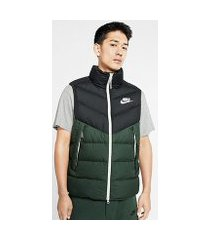 colete nike sportswear down vest masculino