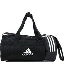 convertible 3-stripes duffle bag small