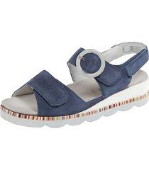 sandaletter waldläufer blå