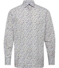 flourishing shirt - contemporary fit overhemd casual bruin eton