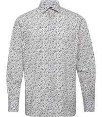 flourishing shirt - contemporary fit overhemd casual bruin eton
