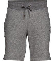 the original sweat shorts shorts grijs gant