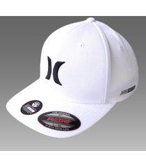 gorra para hombre hurley-blanco