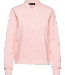 ua storm windstrike fz sweat-shirt trui roze under armour