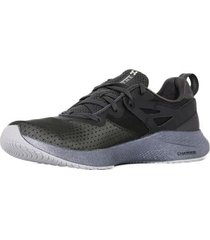 zapatilla negra under armour charged breathe tr2 mujer negro