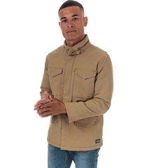 mens sherpa field coat