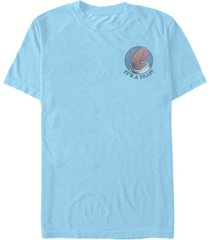 fifth sun star wars men's admiral ackbar pocket short sleeve t-shirt