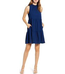 women's gibson x the motherchic lakeshore tiered dress