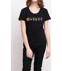 camiseta rainbow shot