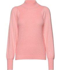 emaiw pullover gebreide trui roze inwear