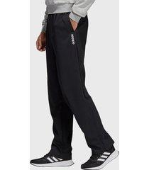 pantalón adidas performance e pln ro stnfrd negro - calce regular