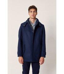tapado azul prototype city coat