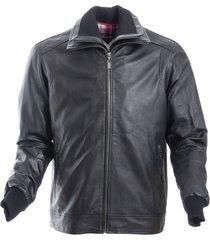 chaqueta hanover negro bosi