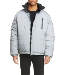 men's givenchy reversible puffer jacket