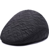 gli uomini invernali ispessiscono il cotone caldo proteggono il orecchio confortevole berretto vintage da berretto
