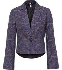 blazer con bottone (blu) - bodyflirt boutique