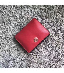 new tory burch parker foldable mini wallet