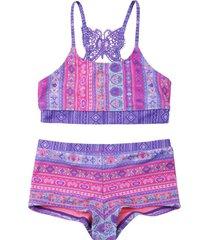 bikini morado h2o wear